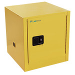 Safety Containment Cabinets : 38 L Flammable Storage Cabinet LFSC-B11