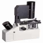 Inverted portable biological microscope LIBM-D10